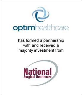 Genesis Capital Advises Optim Healthcare on its Majority